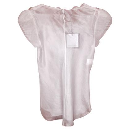 Ermanno Scervino Blouse shirt in het wit