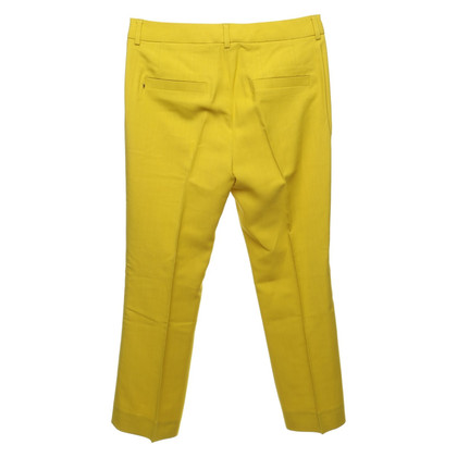 Sport Max trousers in yellow