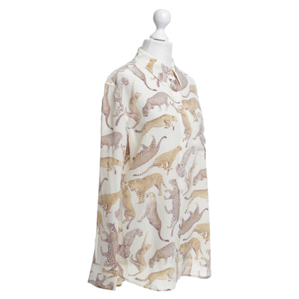 Equipment Blouse in animal design