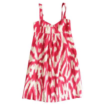 Max Mara Bedrucktes Sommerkleid