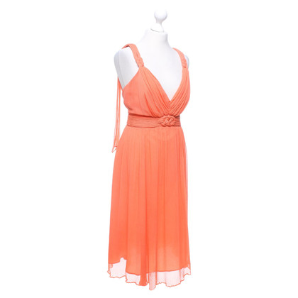 Luisa Cerano Dress in Apricot