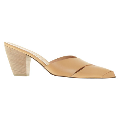 Walter Steiger Slingbacks in light brown