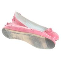 Balenciaga Ballerina's met ajourmotief