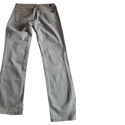 7 For All Mankind jeans Straight been