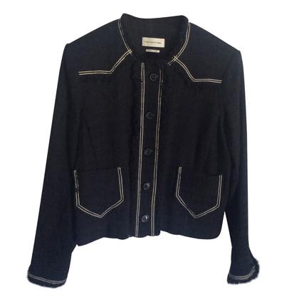Isabel Marant Etoile corta giacca