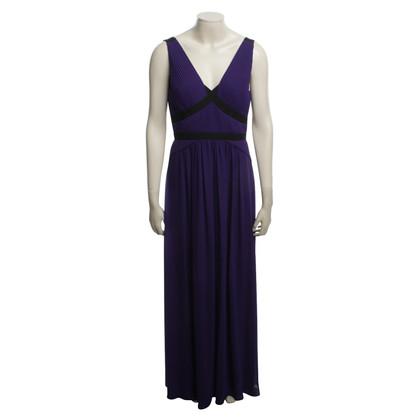 BCBG Max Azria Abendkleid in Violett