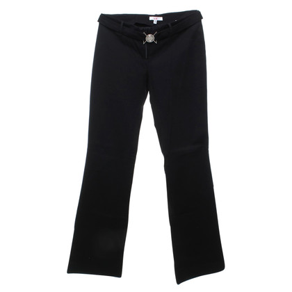 Versace Pantaloni in Black