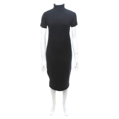 Michael Kors Cashmere knit dress in black