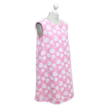 MSGM Kleid mit Muster