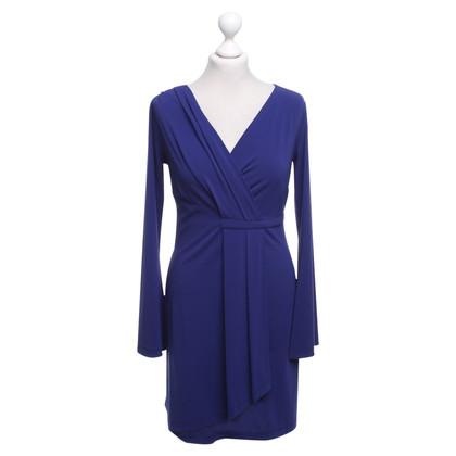 Piu & Piu Dress in royal blue