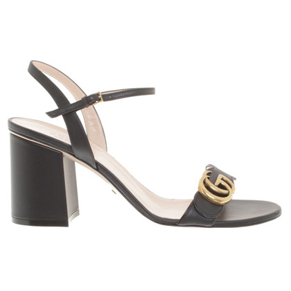 Gucci Sandals in zwart