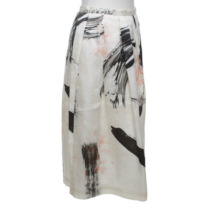 Christopher Kane Pleated skirt made of silk
