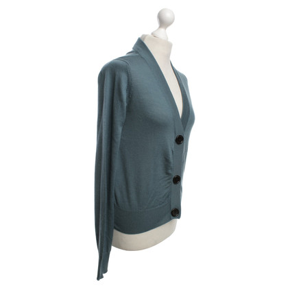 Claudie Pierlot Cardigan in petrolio
