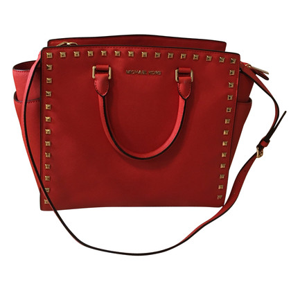 "Michael Kors ""Selma Bag Large Studded"""