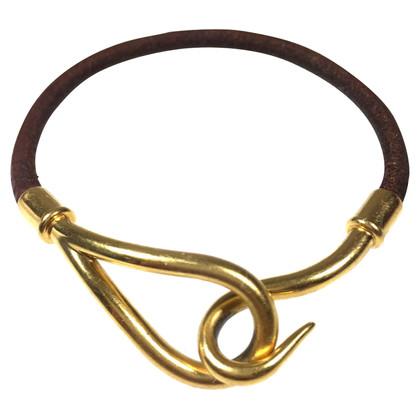 """Hermès Armband """"jumbo één tour"""""""