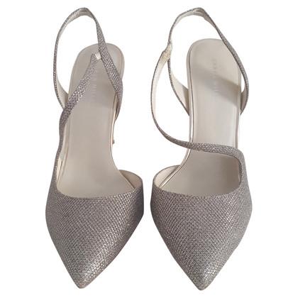 Karen Millen Sandali color argento