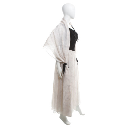 Moschino Dress with stole