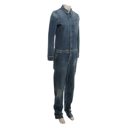 Armani Jeans Overall aus Jeans