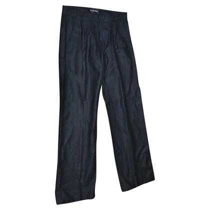 Ann Demeulemeester pantaloni lana