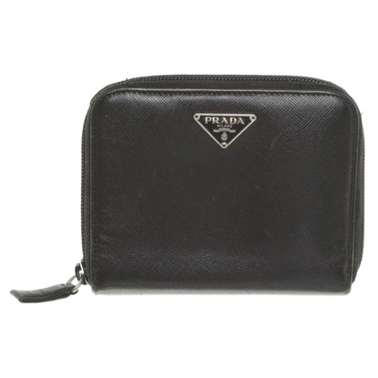 Prada Wallet in black
