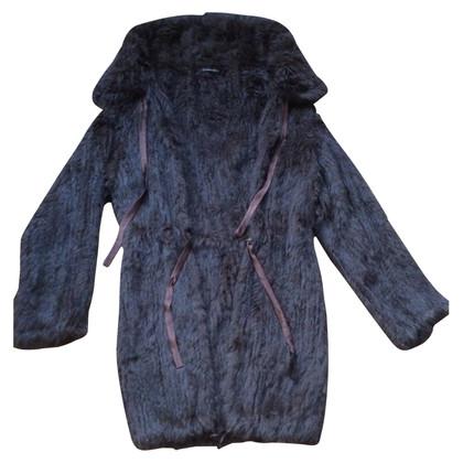 Plein Sud fur coat