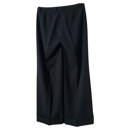 Piu & Piu Black pants with envelope