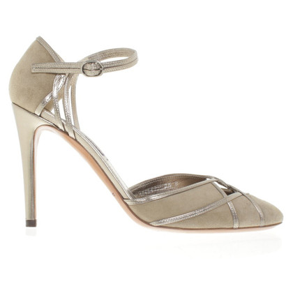 Ralph Lauren pumps in beige