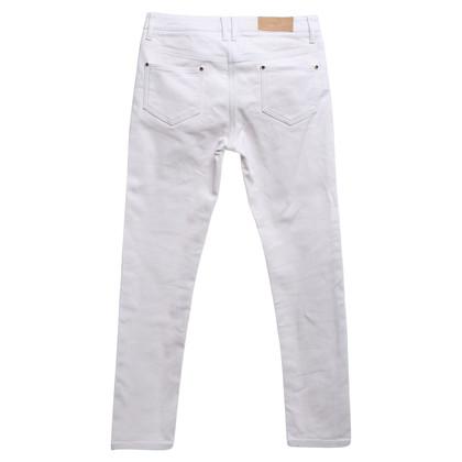 Paule Ka Jeans in ecru