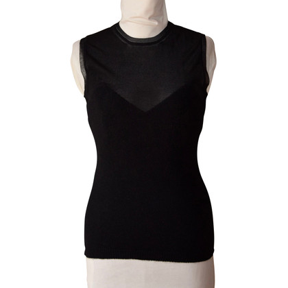 Carven Top van wol / viscose