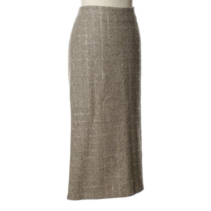 Joseph MIDI skirt made of Bouclé