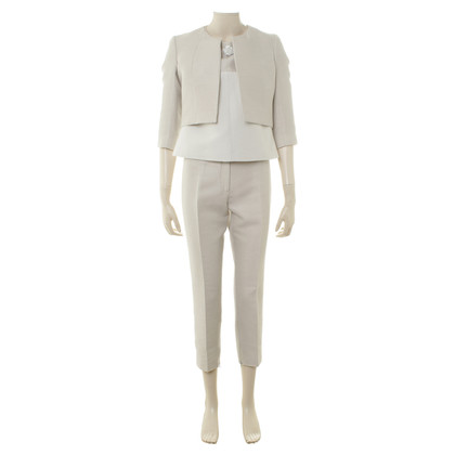 Tara Jarmon Pants suit in cream