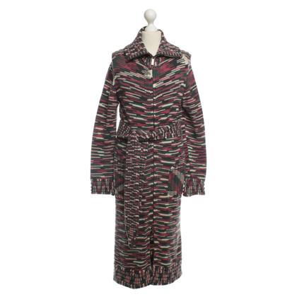 Missoni Cashmere sweater coat