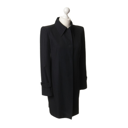 Costume National Strato sottile in Midnight Blue