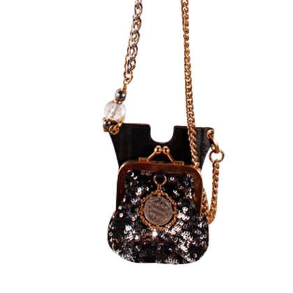 Dolce & Gabbana Leder-Etui für iPhone