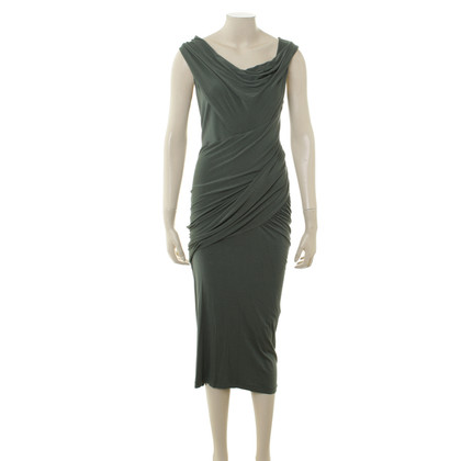 Donna Karan Green dress