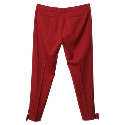 Valentino Pants in red
