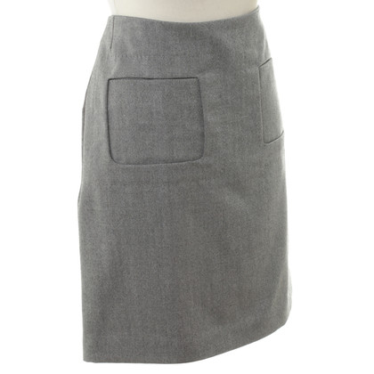 Chloé skirt in grey