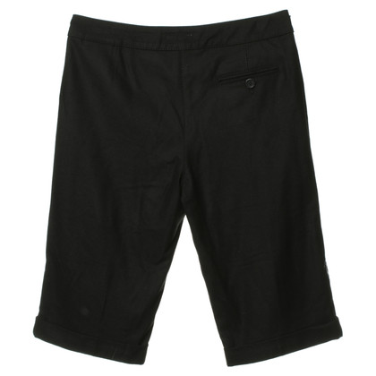 Burberry Bermuda shorts in nero