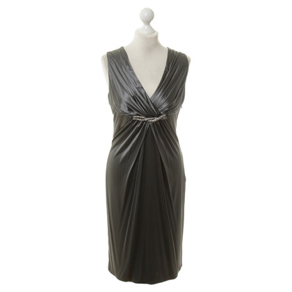 Versace Silk dress in grey