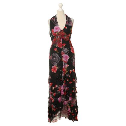 Emanuel Ungaro Halter dress
