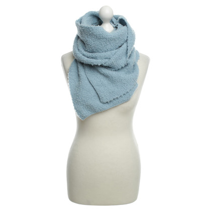 Marc Cain Scarf in blue
