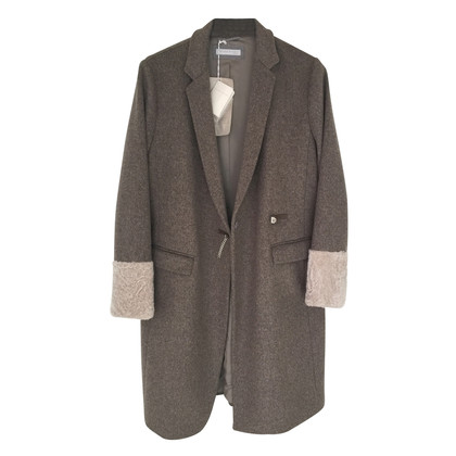 Fabiana Filippi Winter coat wool/cashmere