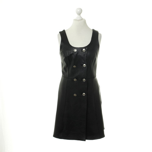 0b41d5ee953472 Andere merkenBlacky Dress - leren jurk- Second-handAndere ...
