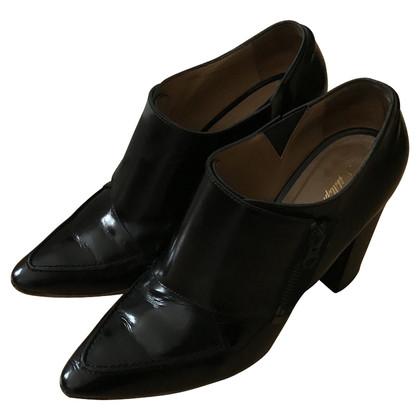 3.1 Phillip Lim Delia Zip Monk Strap Ankle Boots