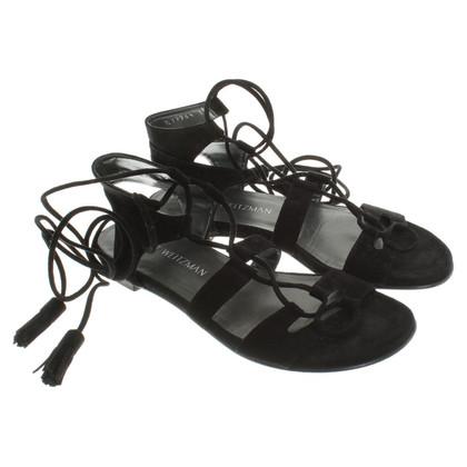 Stuart Weitzman Sandals in zwart