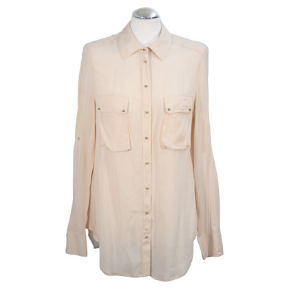 Reiss Blouse in pink