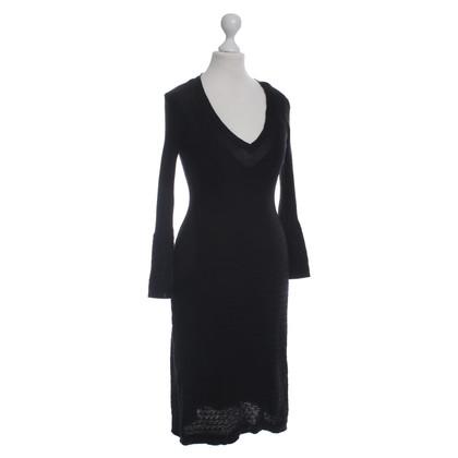 Missoni Black knit dress