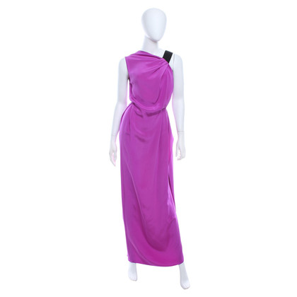 Roland Mouret Dress in dark pink