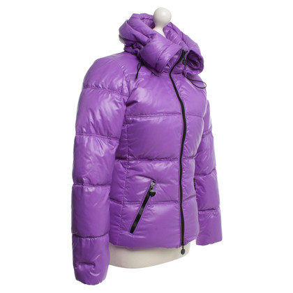 Moncler Jacket in purple