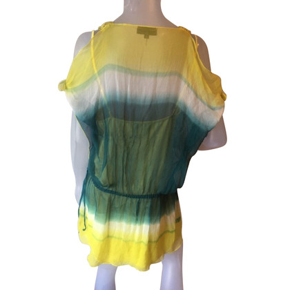 Hale Bob Cold-Shoulder-Kleid
